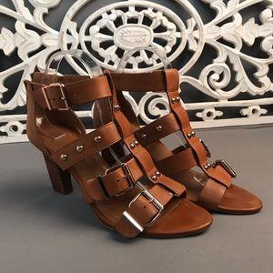BCBG Strappy High heel sandal sz 9 1/2
